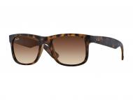 Muške sunčane naočale - Ray-Ban JUSTIN RB4165 - 710/13