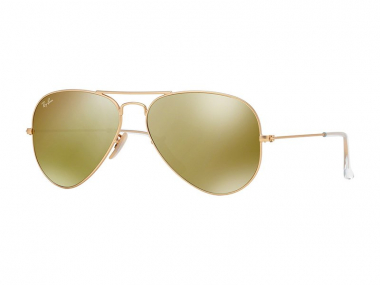 Pilot / Aviator sunčane naočale - Ray-Ban AVIATOR LARGE METAL RB3025 - 112/93