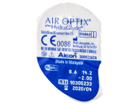 Air Optix plus HydraGlyde (6 kom leća)