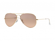 Sunčane naočale - Ray-Ban Aviator Large Metal RB3025 - 001/3E