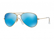 Sunčane naočale - Ray-Ban RB3025 - 112/4L Aviator Large Metal