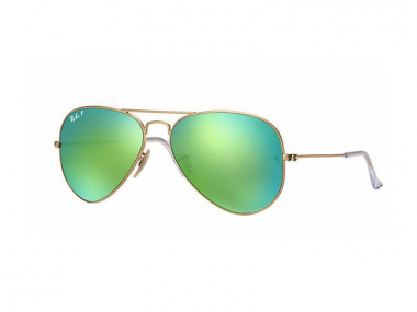 Pilot / Aviator sunčane naočale - Ray-Ban AVIATOR LARGE METAL RB3025 - 112/P9