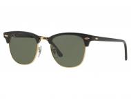 Sunčane naočale Ray-Ban - Ray-Ban Clubmaster RB3016 - W0365