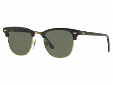 Browline sunčane naočale - Ray-Ban CLUBMASTER RB3016 - W0365