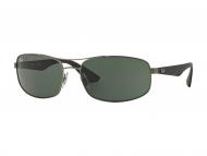 Pravokutan sunčane naočale - Ray-Ban RB3527 - 029/71
