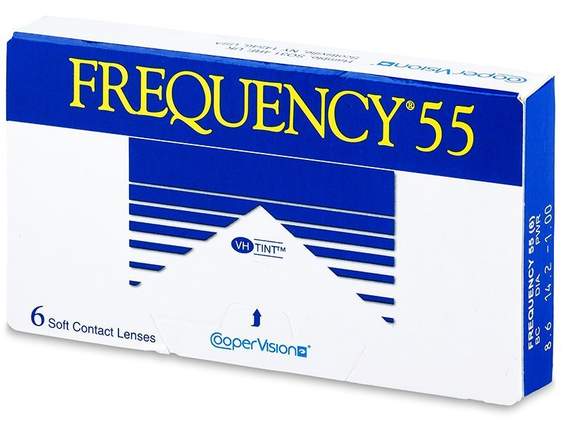 Frequency 55 (6 kom leća)