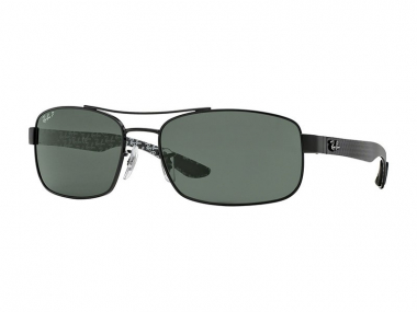 Pravokutan sunčane naočale - Ray-Ban CARBON FIBRE RB8316 - 002/N5