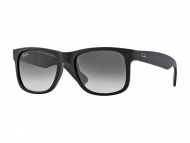 Muške sunčane naočale - Ray-Ban JUSTIN RB4165 - 601/8G