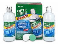 otopina za kontaktne lece Opti-Free - Otopina OPTI-FREE RepleniSH 2x300ml