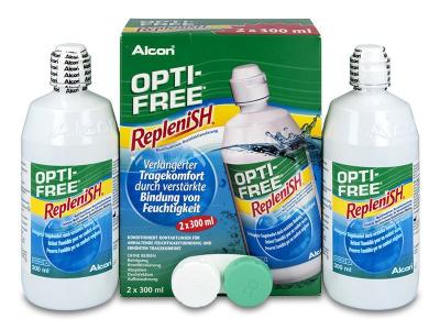 Otopina OPTI-FREE RepleniSH 2x300ml