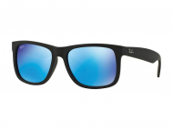 Muške sunčane naočale - Ray-Ban Justin RB4165 - 622/55