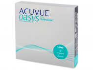 Kontaktne leće Johnson and Johnson - Acuvue Oasys 1-Day (90 kom leća)