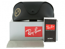 Ray-Ban Predator 2 RB2027 - W1847  - Preview pack (illustration photo)