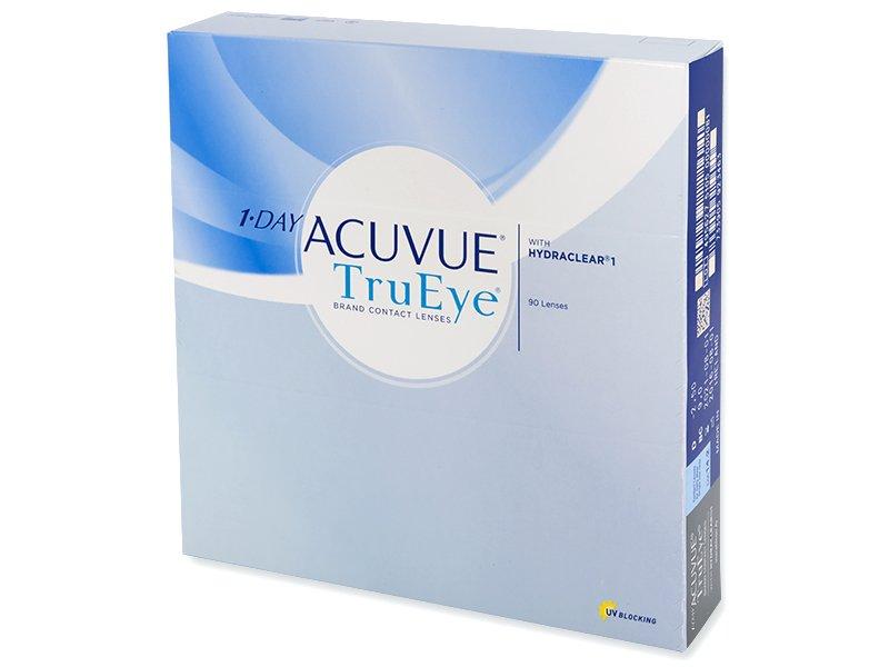 1 Day Acuvue TruEye (90komleća) - Jednodnevne kontaktne leće