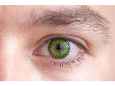 fresh green on brown eye - TopVue Daily Color - dioptrijske (10 kom leća)