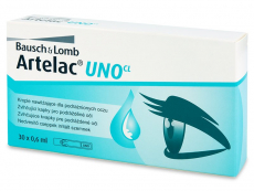 Artelac UNO 30 x 0,6 ml  - Kapi za oči