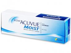 1 Day Acuvue Moist (30komleća) - Jednodnevne kontaktne leće