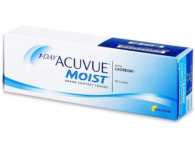 1 Day Acuvue Moist (30 kom leća)