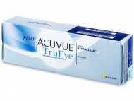 Kontaktne leće Johnson and Johnson - 1 Day Acuvue TruEye (30 kom leća)