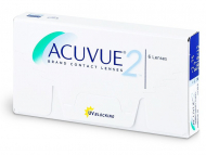 Kontaktne leće Johnson and Johnson - Acuvue 2 (6 kom leća)