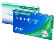 Mjesečne kontaktne leće - Air Optix for Astigmatism (3 kom leća)