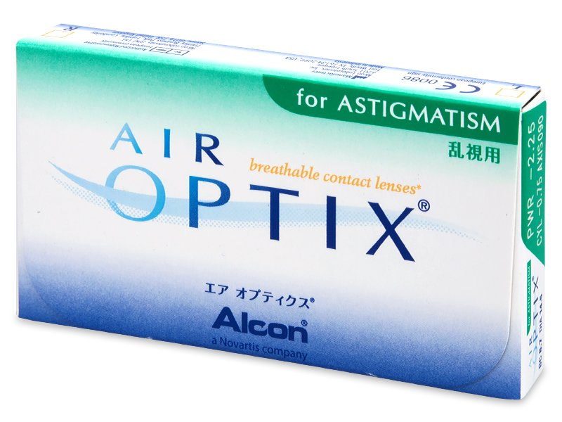 Stariji dizajn - Air Optix for Astigmatism (3 kom leća)