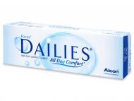 Jednodnevne kontaktne leće - Focus Dailies All Day Comfort (30komleća)