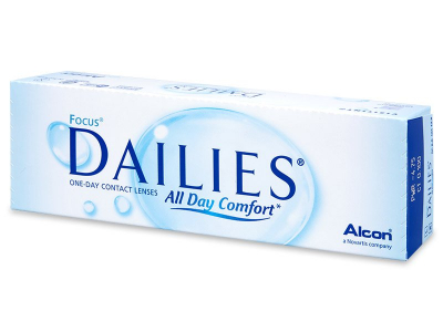 Focus Dailies All Day Comfort (30 kom leća)