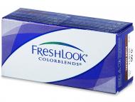 Leće u boji - FreshLook ColorBlends - dioptrijske (2komleća)