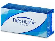 Leće u boji - FreshLook Colors - dioptrijske (2komleća)