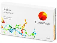 Mjesečne kontaktne leće - Proclear Multifocal (3komleća)