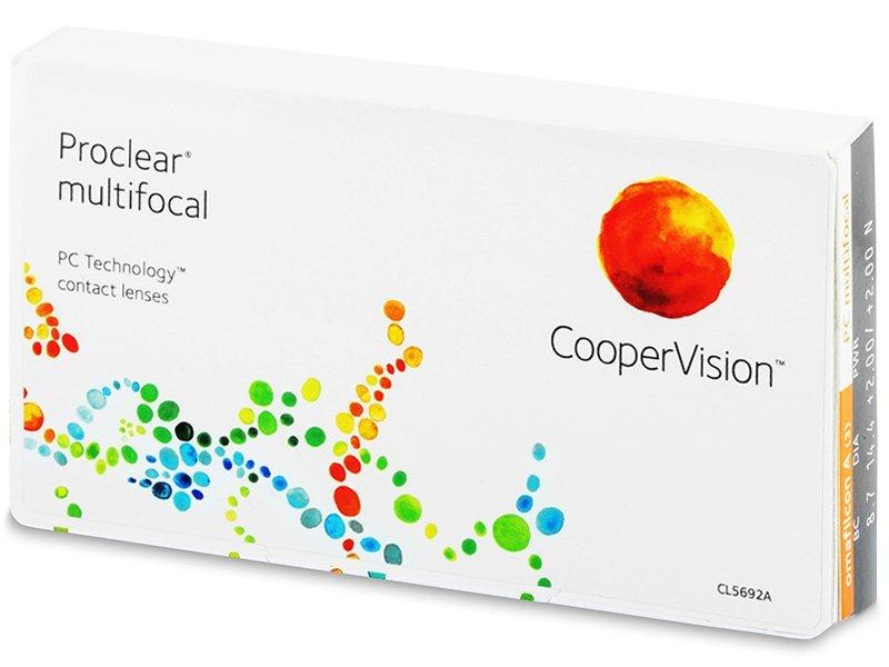 Proclear Multifocal (3komleća) - Multifokalne kontaktne leće