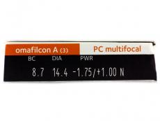 Proclear Multifocal (3komleća)