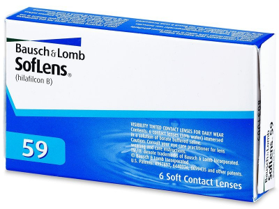SofLens 59 (6komleća) - Mjesečne kontaktne leće