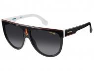 Oval / Elipse sunčane naočale - Carrera FLAGTOP 80S/9O