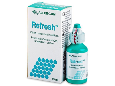Kapi za oči Refresh 15 ml