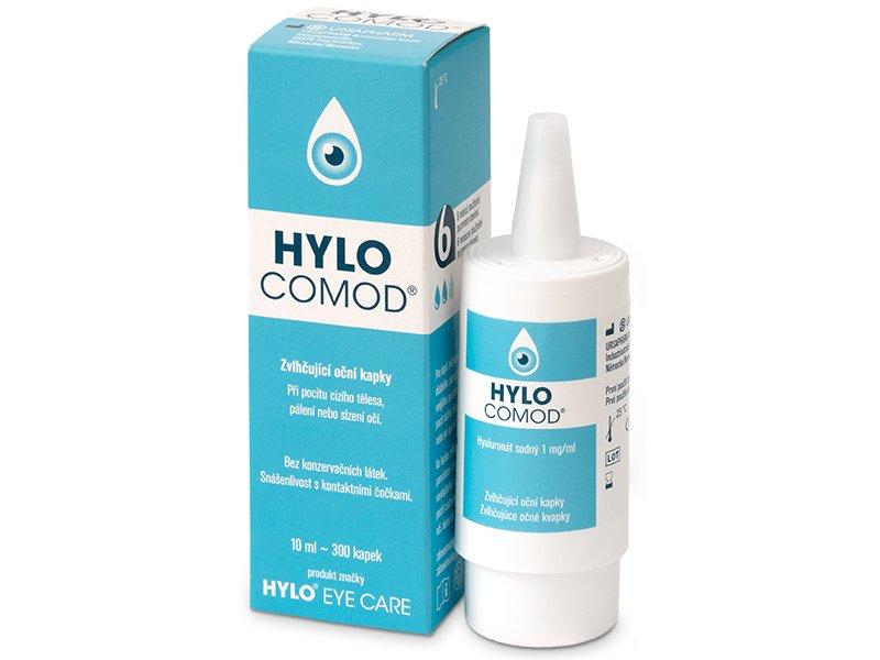 Kapi za oči HYLO-COMOD 10ml  - Kapi za oči
