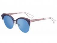 Okrugli sunčane naočale - Dior DIORAMA CLUB FBX/A4