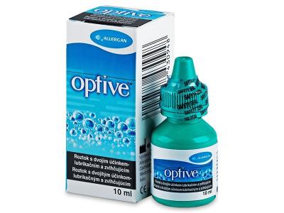 Kapi za oči OPTIVE 10ml  - Stariji dizajn