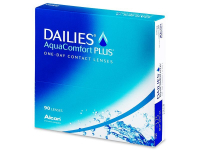 Dailies AquaComfort Plus (90 kom leća)