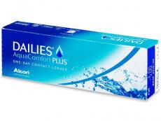 Dailies AquaComfort Plus (30komleća) - Jednodnevne kontaktne leće