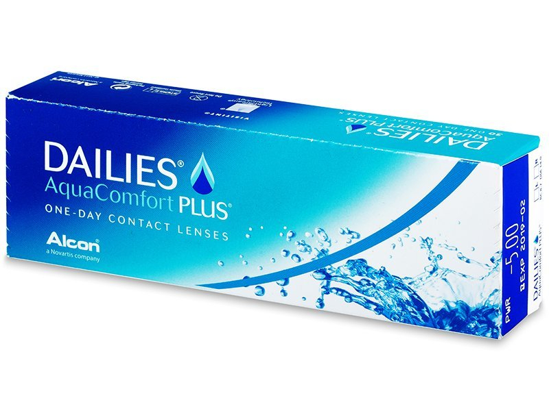 Dailies AquaComfort Plus (30 kom leća)