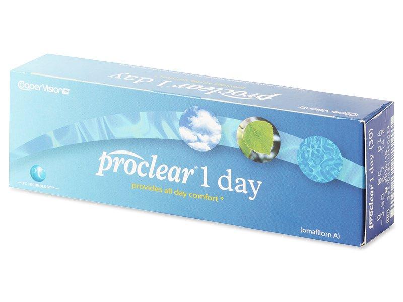 Proclear 1 Day (30komleća) - Stariji dizajn