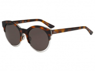 Okrugli sunčane naočale - DIOR SIDERAL 1 J6A/NR