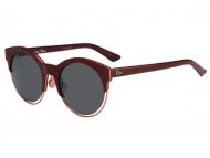 Okrugli sunčane naočale - DIOR SIDERAL 1 RMD/BN