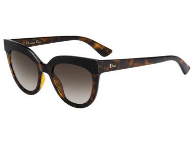 Cat Eye sunčane naočale - Christian Dior DIORSOFT1 EDJ/HA