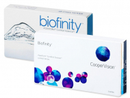 Biofinity (6komleća) - Stariji dizajn