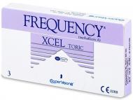 Kontaktne leće Coopervision - FREQUENCY XCEL TORIC XR (3komleća)