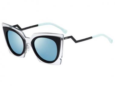Fendi sunčane naočale - Fendi FF 0117/S IBZ/3J