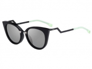 Fendi sunčane naočale - Fendi FF 0118/S AQM/UE